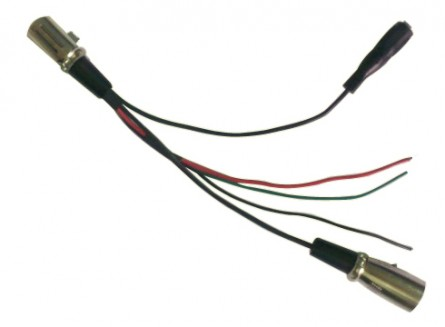 Power & TALLY Cable For Lilliput Monitor 663 Series