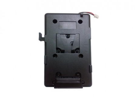 V-mount Battery Plate For Lilliput Monitor 665 Series,665/WH Series,664 Series,TM-1018 Series,969A Series,969B Series