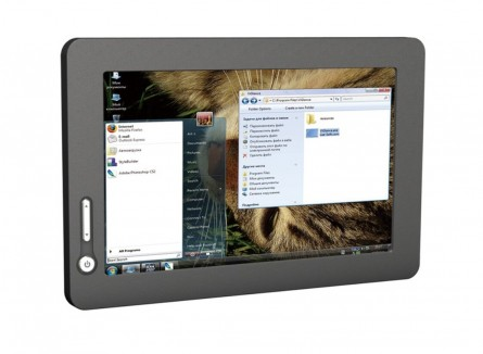 LILLIPUT UM-70/C Touchscreen Monitor,7 Inch USB Touch Screen Monitor,800x480p,Contrast:500:1