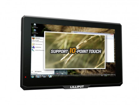 "LILLIPUT 7"" 779-70NP/C/T Capacitive Multi-Touch Screen With Lux Auto brightness + Auto Switching"
