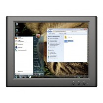 8 Inch LED Touchscreen USB Monitor,LILLIPUT UM-80/C/T For PC etc.,Contrast:500:1,Resolution:800×600