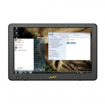 "LILLIPUT UM1010/C 10.1"" 16:9 LCD Monitor With Mini USB,Without Touch Function,Resolution: 1024×576 pixels"