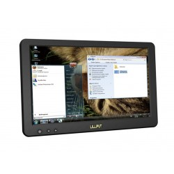 LILLIPUT UM-1012/C/T 10.1 Inch Touchscreen USB Monitor,Build-in 2 Speakes,140°/ 110°(H/V)Contrast:500:1,Resolution:1024×600