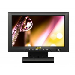"Lilliput FA1013/S,10.1"" LCD HDMI Monitor With HDMI & YPbPr Input, 3G-SDI Input&Output.To Connect With Full HD Video Camera"