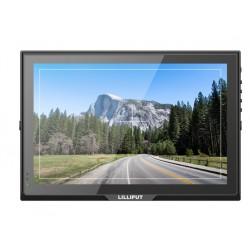 Lilliput FA1014/S 10.1 Inch 3G-SDI DSLR HD Monitor,1280×800,3G-SDI/HDMI/VGA Input,3G-SDI Output,800:1