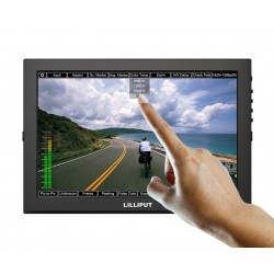 "Lilliput TM-1018/S 10.1"" LED IPS Full HD HDMI Field Touch Screen Camera Monitor With HDMI Input&Output,VGA Input,3G-SDI Input&Output"