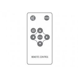 8 Keys Remote Control For Lilliput Monitor 667GL-70 Series,668GL-70 Series,619 Series,779GL-70NP Series,669GL-70 Series,869GL-80 Series,FA1011-NP Series,FA1014-NP Series,FA1000-NP Series