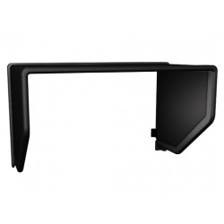 Flexible folding Sun Shade For Lilliput Monitor 663 Series,664 Series,329/W Series