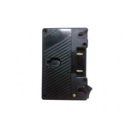 Anton Mount Plate For Lilliput Monitor 663 Series,665/WH Series,664 Series,TM-1018 Series,969A Series,969B Series