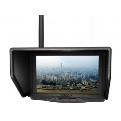 "LILLIPUT 7"" 329/W FPV Monitor Single 5.8Ghz AV Receivers 4 Bands And Total 31 Channels For Fat Shark"