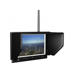 "Lilliput 7"" 664/W FPV Slim Monitor For 5.8GHz Aerial Fly Wireless Camera System High Resolution1280x800,178° Wide Angle"