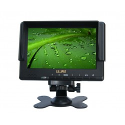 "Lilliput 667GL-70NP/H/Y 7"" LCD Portable Small Field Monitor For Professional Video Cameras"