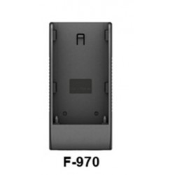 F970 Battery Plate for 667GL-70 Series,569 Series,5D Series,665 Series,663 Series,665/WH Series,664 Series,329/W Series,TM-1018 Series,RM-7028 Series,969A Series,969B Series,779GL-70NP Series,FA1014-NP Series