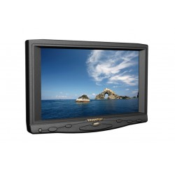 "Lilliput 7"" TFT LCD Monitor With Touch Screen,With VGA,HDMI Input, Connect With Computer,Lilliput 619AT,Built-in Speaker,Support Up To 1920 x 1080"