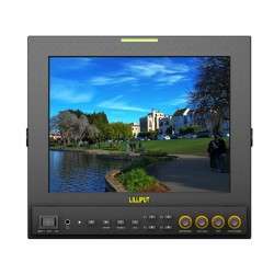 Lilliput 969A/P,9.7 Inch 4:3 IPS LED HD Broadcast Monitor With Dual HDMI Inputs,Component Video And Build-in Sun Hood. Optimised For Studio And Video Editing Work