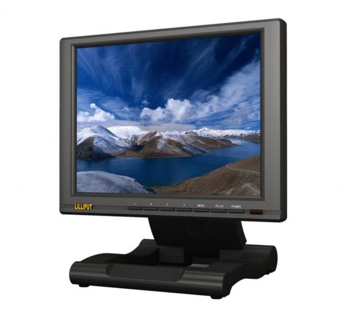 10 4 zoll vga led monitor lilliput fa1046 np c. Black Bedroom Furniture Sets. Home Design Ideas