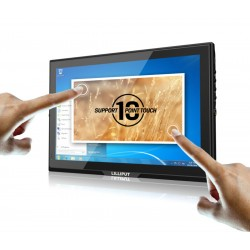 """LILLIPUT FA1011-NP/C/T 10.1"""" Touch Screen Monitor On Camera Field HD Monitor for DSLR with HDMI,VGA,DVI Input"""