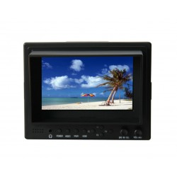 Lilliput 5 Inch Monitor, 569/O With HDMI In&output Field Monitor With Sunhood And 2 Pcs Battery Plate