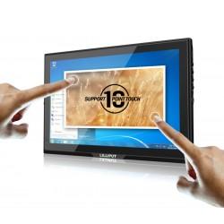 """Lilliput FA1014 NP/C/T 静電容量方式タッチパネル モニター、10.1""""タッチパネル モニター カメラ HD モニターに HDMI、VGA、DVI 入力とデジタル一眼レフ用"""